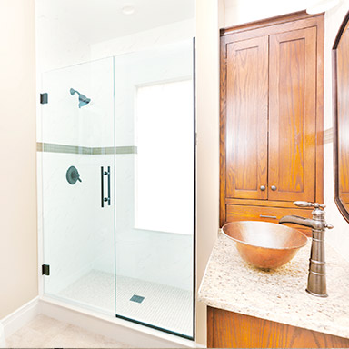 interior real estate photography bathroom