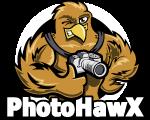 Photohawx Aerial Photography Mascot